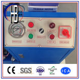 Plooiende Machine van de Slang van Ce van ISO de Hydraulische!
