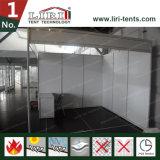 Cabine chaude d'exposition de vente à vendre à l'intérieur de tente extérieure pour le salon