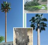 Tour d'antenne artificielle d'arbre de tube en acier