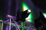 10 Channel DMXの4in1 10Wのクリー語Beam LED Moving Head Lights