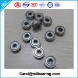 Rodamiento modelo del juguete, rodamiento miniatura, rodamiento de bolitas con la fuente de China