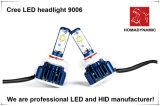 LEIDENE CREE Headlight/LED van DrijfLicht 9006 4300k-8000k van de Weg Light/LED