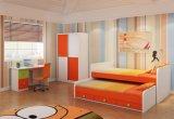 De Slaapkamer van kinderen met Glanzend voor Jongens en Meisjes wordt geplaatst dat