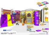 Оборудование спортивной площадки замока занятности Cheer опирающийся на определённую тему напольное