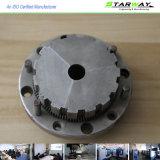 Части CNC изготовленный на заказ стали точности подвергая механической обработке