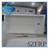 Tanque de fazenda de peixe FRP, tanques de aquicultura de fibra de vidro