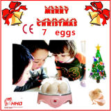 기계 (YZ9-7)를 부화하는 최신 판매 7개의 계란 작은 계란