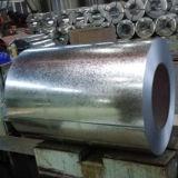 Bobina d'acciaio galvanizzata tuffata calda per lo strato Dx51d del tetto