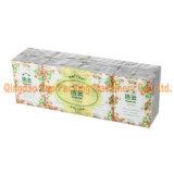 Macchina imballatrice del tessuto della casella del tessuto del fronte (10 da 1)