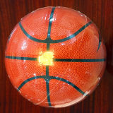 Baloncesto barato de Desgastar-Resistencia modificado para requisitos particulares baloncesto de la PU de la calidad 8pieces 4#5#6#7# Sg5125