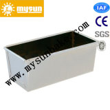 Alloy di alluminio Toast Rectangle Bread Baking Pan con Baking Machine