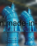 Bomba del flujo de la ingeniería hidráulica de la serie de Zl