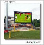 Écran polychrome extérieur de l'Afficheur LED P10 de terrain de football