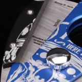 Het Gezicht vol littekens van de Besnoeiing van de Sigaar van Lubinski personaliseerde de Scherpe Snijder van de Sigaar (S-eb-100)