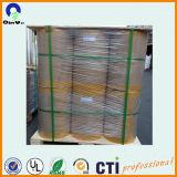 Strato trasparente lucido di plastica del PVC di stampa in offset di vuoto del rullo