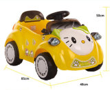 Hallo elektrisches Auto-Baby-Fahrt der Miezekatze-RC auf Spielzeug