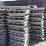 Lingre d'aluminium 99,7%, lingots d'aluminium