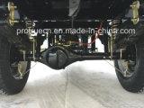 Triciclo pesado del cargo del cargamento de 2 toneladas con los neumáticos traseros dobles