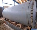 Maquinaria da pirólise da planta de recicl 12ton do lixo da vida para o petróleo