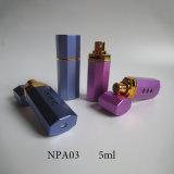 装飾的な香水の霧のスプレーのびんの詰め替え式の香水の噴霧器のスプレーのびん(NPA03)
