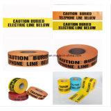 Diverse Band van de Waarschuwing van de Veiligheid van de Voorzichtigheid van Kleuren