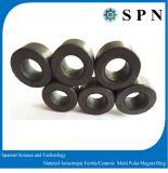 Anelli multipolari permanenti isotropi del magnete del ferrito