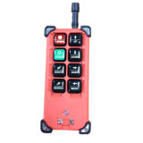 F21-6s Industrial Wireless Remote Control avec 8 Buttons Single Speed
