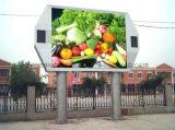 Wand-wasserdichter Schrank-Handelsbekanntmachenbildschirm der CX-P6 P8 P10 P16 LED farbenreiche wasserdichte im Freien große videobildschirmanzeige-LED