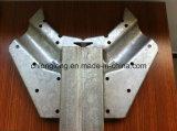структура парника высокого качества 275G/M2 стальная для полиэтиленовой пленки