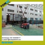 De industriële Machine van het Dehydratatietoestel van het Fruit van de Hete Lucht van het Roestvrij staal Plantaardige