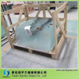 A alta qualidade da manufatura 2mm-19mm de Shandong personalizou endurecido para o vidro do edifício