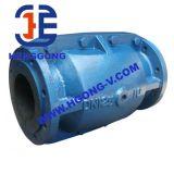 Válvula de Pinch elétrica da pasta da flange do ferro de molde de DIN/API