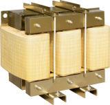 Tres-Fases cuatro alambres ningunos estabilizadores del voltaje ca de la distorsión de forma de onda