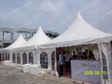 Grande Party Tent /Pagoda Party Tent con Windows francese