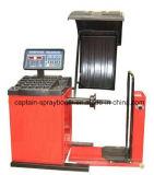 Máquina del balanceador de rueda del carro y de coche con CE