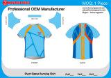Honorapparel Breathable весны лета осени рубашка быстро сухая анти- UV гловальная идущая
