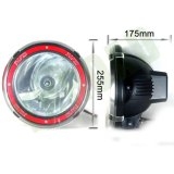 luz de condução ESCONDIDA ponto de 9inch 35W 55W 75W para ATV SUV