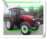 25HP-180HP, 2WD/4WD Weifang Agricultural Farm Tractor, Yto, Foton, Luzhong
