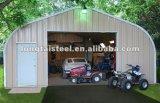 Стальной гараж