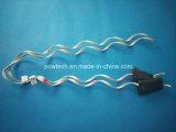 Doppio legame laterale per le fascette ferma-cavo di distribuzione dell'isolante