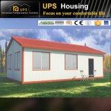 Fácil instalar la casa prefabricada de la casa prefabricada movible y elegante