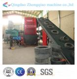 Waste automatique Tyre Shredder pour Tyre Recycling