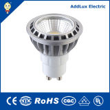 UL 5W GU10 SMD del CE o COB Spot Light LED Spotlight