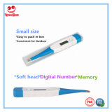Accurate Digital Thermometer for Baby Health