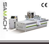 목공 기계 이탈리아 Hsd 공기 냉각 스핀들 일본 Yaskawa 자동 귀환 제어 장치 모터 CNC 대패