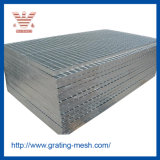 Fertigung Steel Grating für Industrial Platform