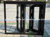 二重ガラスのWindow Aluminium Casement WindowsかAS/NZS2208 CertificationのAluminum Window/Window