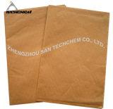 papier d'emballage à nervures Brown de couleur d'or de 38-90GSM