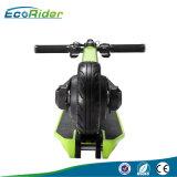 Ecorider E4 fibra de carbono eléctrica plegable de la vespa del retroceso con el certificado CE