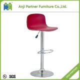 Cadeira elevada moderna de tamborete de barra do frame barato do metal do preço (Sinlaku)